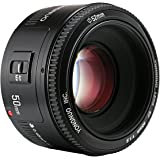 Yongnuo EF YN 50mm F/1.8 1:1.8 Standard Prime Lens for Canon EF EOS DSLR Cameras