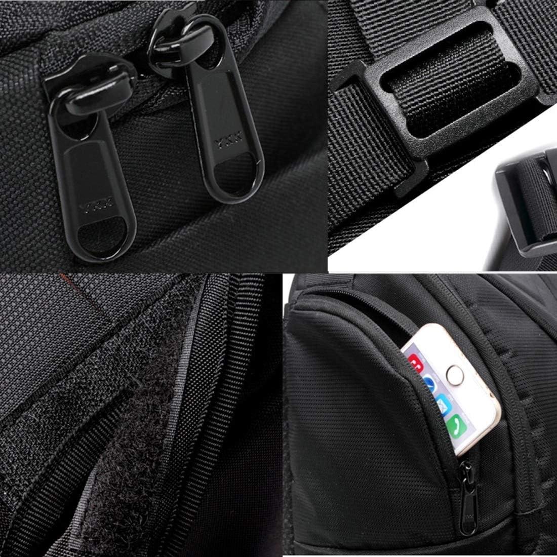 SJCAM Apple Canon Samsung Huawei Xiaomi Xiaoyi YI Size: 25. Nikon Goodao DL-B016 Portable Waterproof Scratch-proof Outdoor Sports Sling Shoulder Bag Camera Bag Phone Tablet Bag for GoPro iPad
