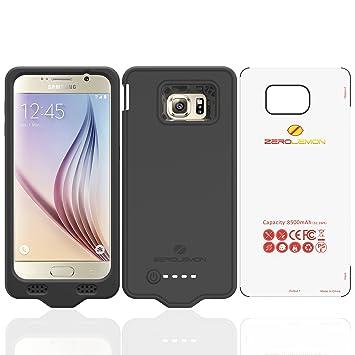 ZeroLemon Samsung Galaxy S6 Carcasa de batería, Samsung ...