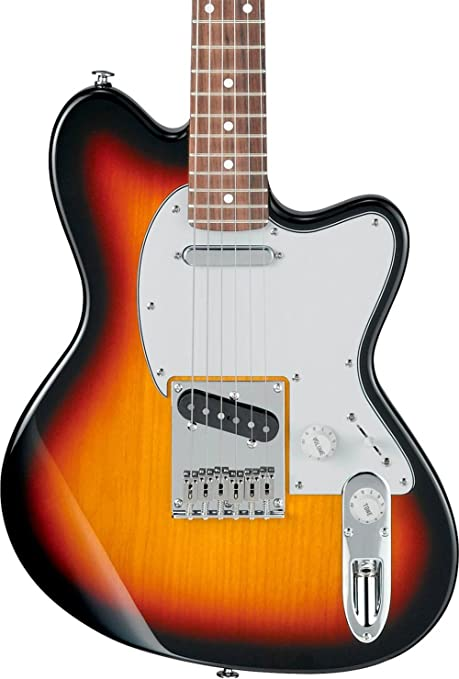 Ibanez Talman Prestige Serie tm1702 eléctrica guitarra, diapasón de palisandro)