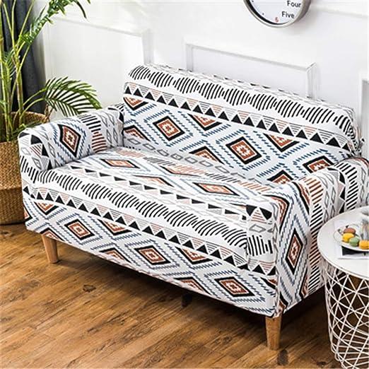 Fundas de sofá elásticas universales de estilo bohemio para ...
