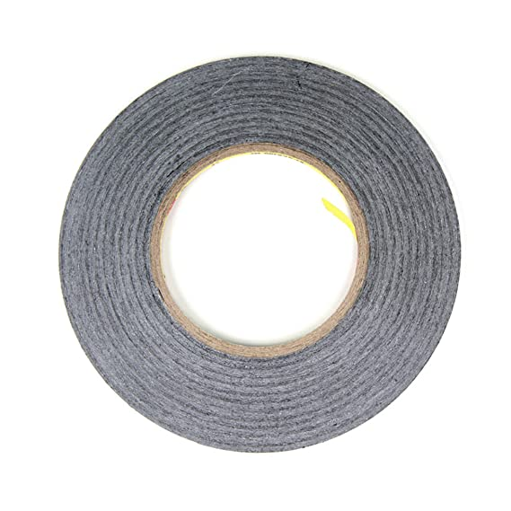 3mm x 164ft White Double Sided Adhesive 3M Tape Phone LCD Camera Screen Repair