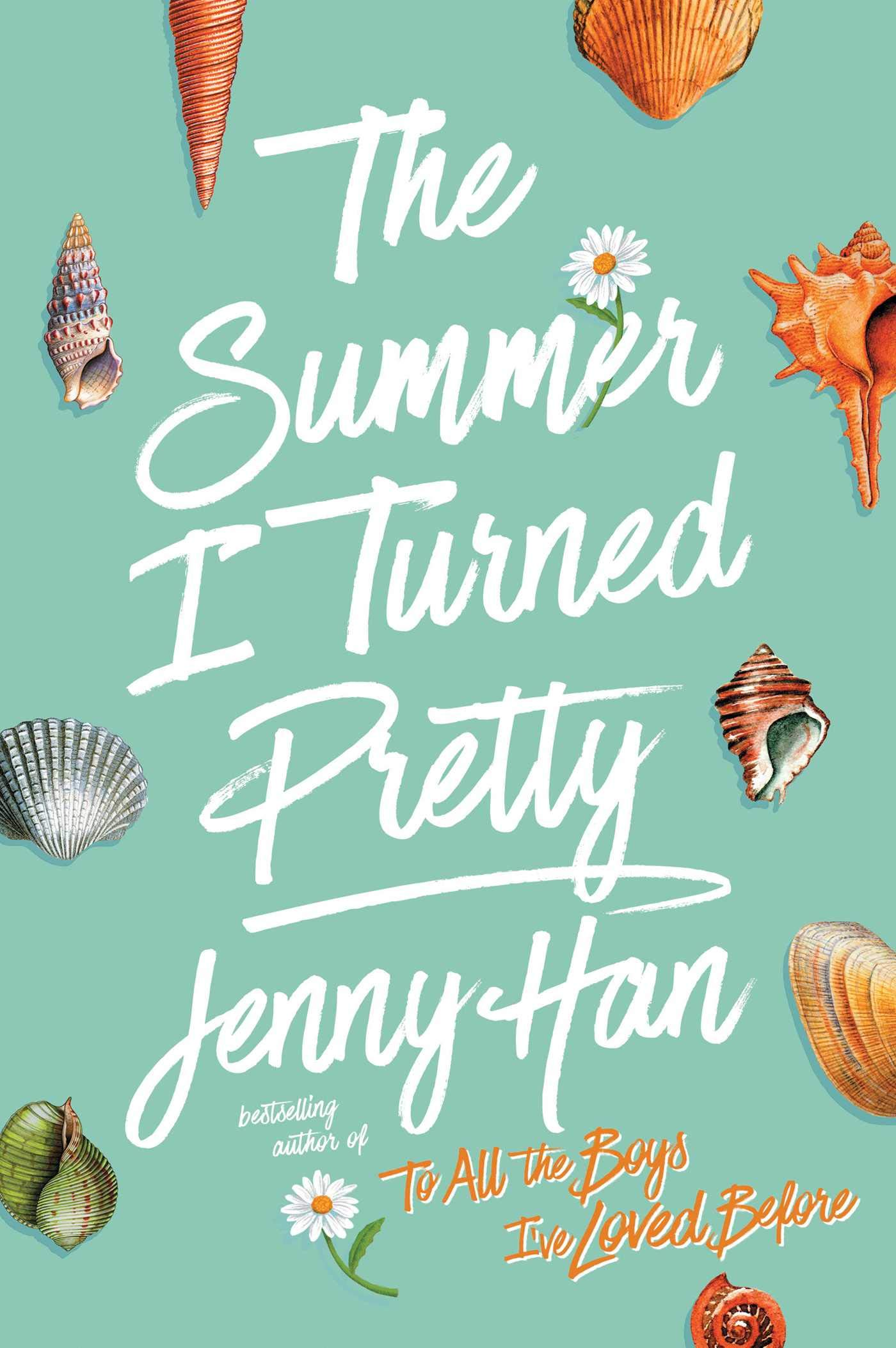 The Summer I Turned Pretty 9781416968290 Han Jenny Books