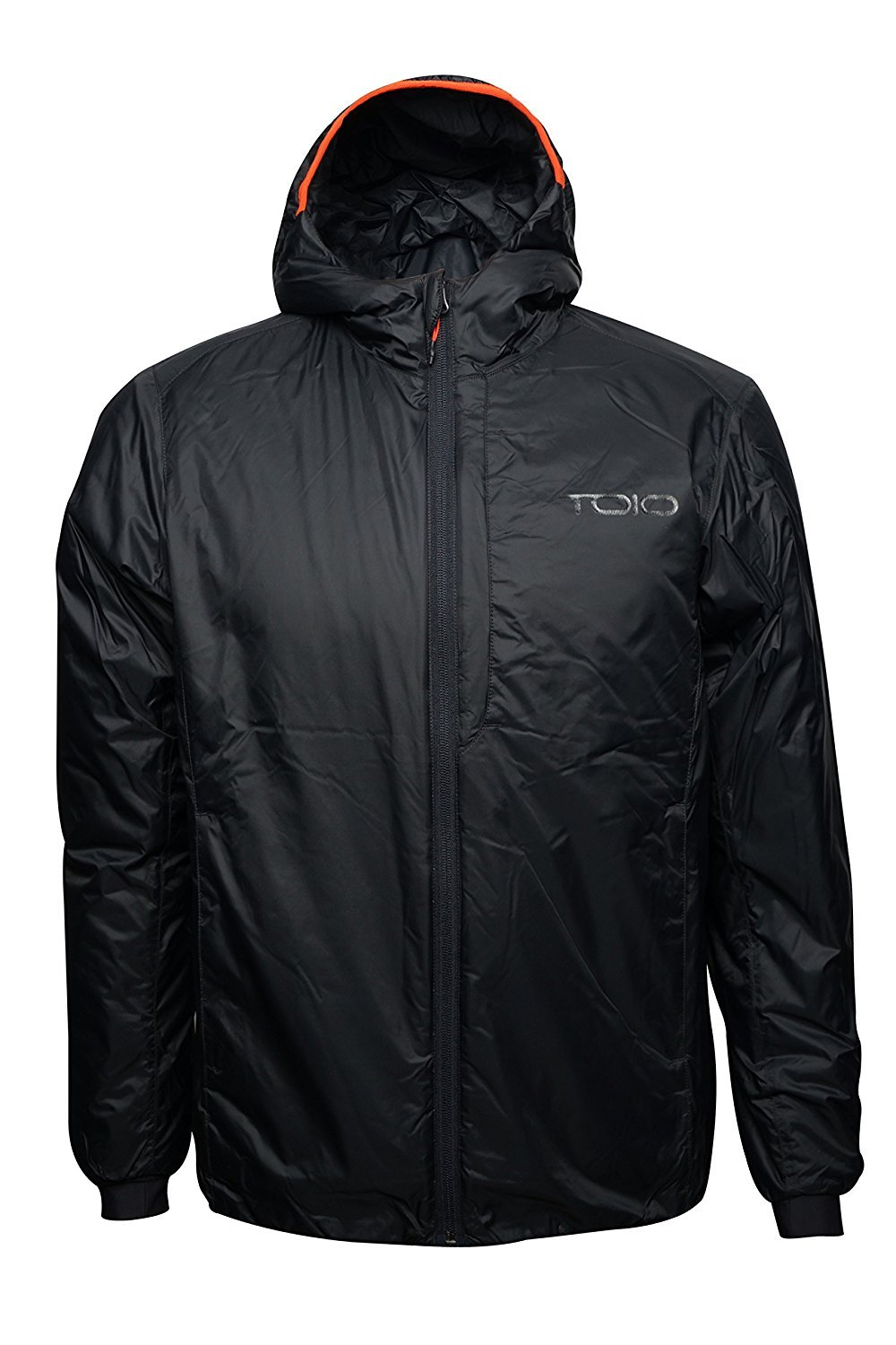 TOIO TOIO TOIO - Boom Hooded Jacket Water Repellent, Superlight Jacket with Primaloft Padding and Adjustable Hood Front Chest Pocket and Lower Comfortable Pockets B077PL8WVJ Jacken Geschäft 973df1