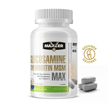 Glucosamin-Chondroitin-Kapseln