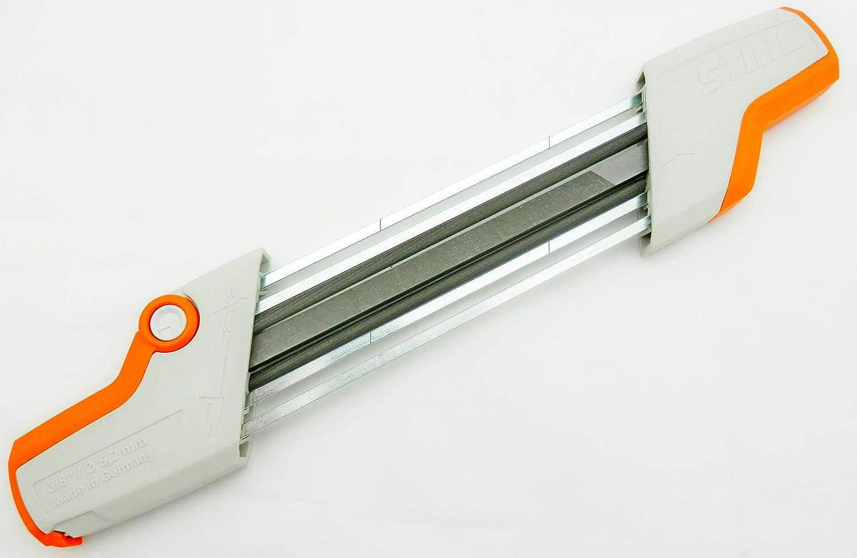 """grau Stihl Schärfset 1//4\/"""" 3//8 P 56050071027 Feilen-Set für Picco Sägekette"""