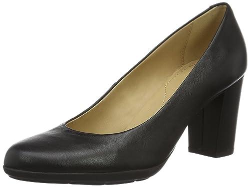eda0a68ede6 Geox Women s D Annya a Closed Toe Heels