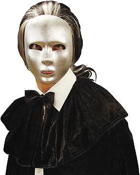 NET TOYS Máscara Plateada de Fantasma de la ópera Teatro Carnaval ...