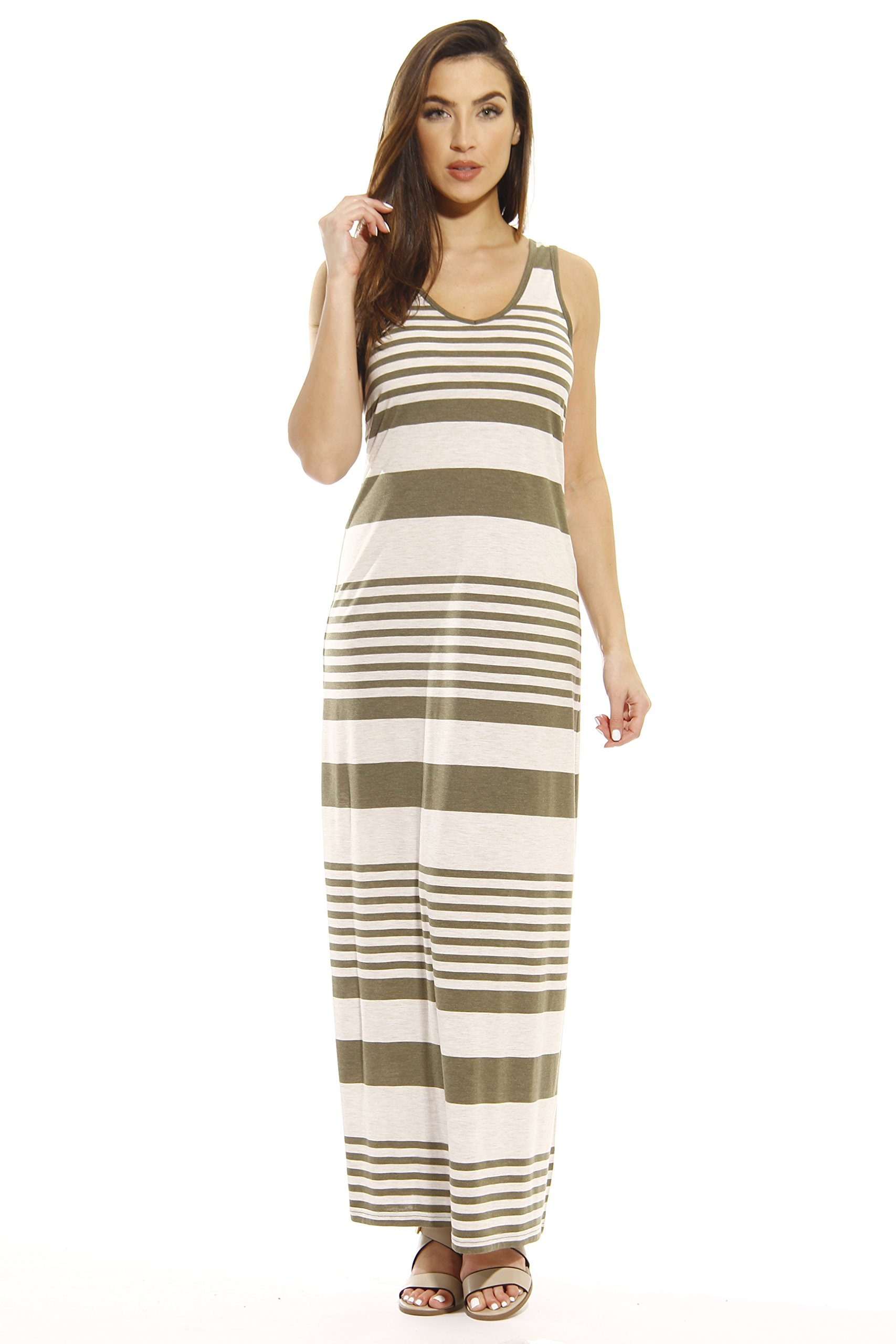 3007-138-OLVC-3X Just Love Summer Dresses / Maxi Dress by Just Love (Image #1)