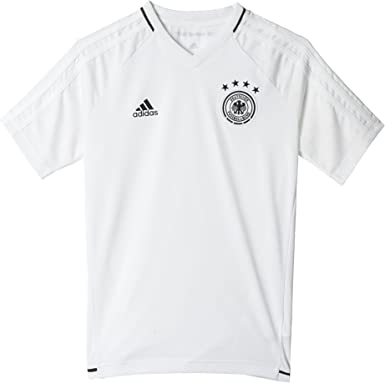 adidas DFB TRG JSY Y Camiseta Entrenamiento Federación Alemana de Fútbol, Niños: Amazon.es: Ropa y accesorios