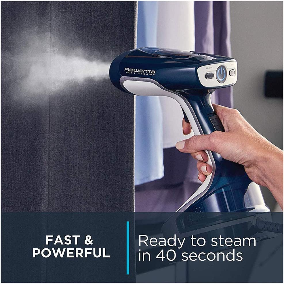 Rowenta DR8120 X-Cel Powerful Handheld Garment Steamer