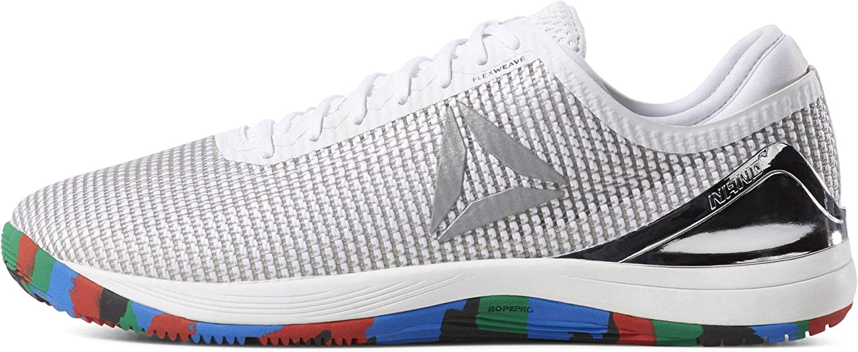Reebok Crossfit Nano 8 Flexweave - Zapatillas de entrenamiento para hombre, color blanco, blanco, 10,5 UK: Amazon.es: Deportes y aire libre