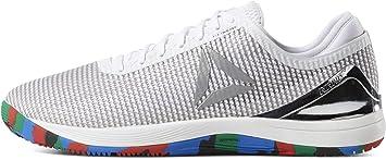 Reebok Crossfit Nano 8 Flexweave - Zapatillas de Entrenamiento para Hombre, Color Blanco, Blanco