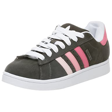 premium selection 21a22 0533c adidas Originals Women s Campus ST Sneaker,DkShade IntPin Pink ...