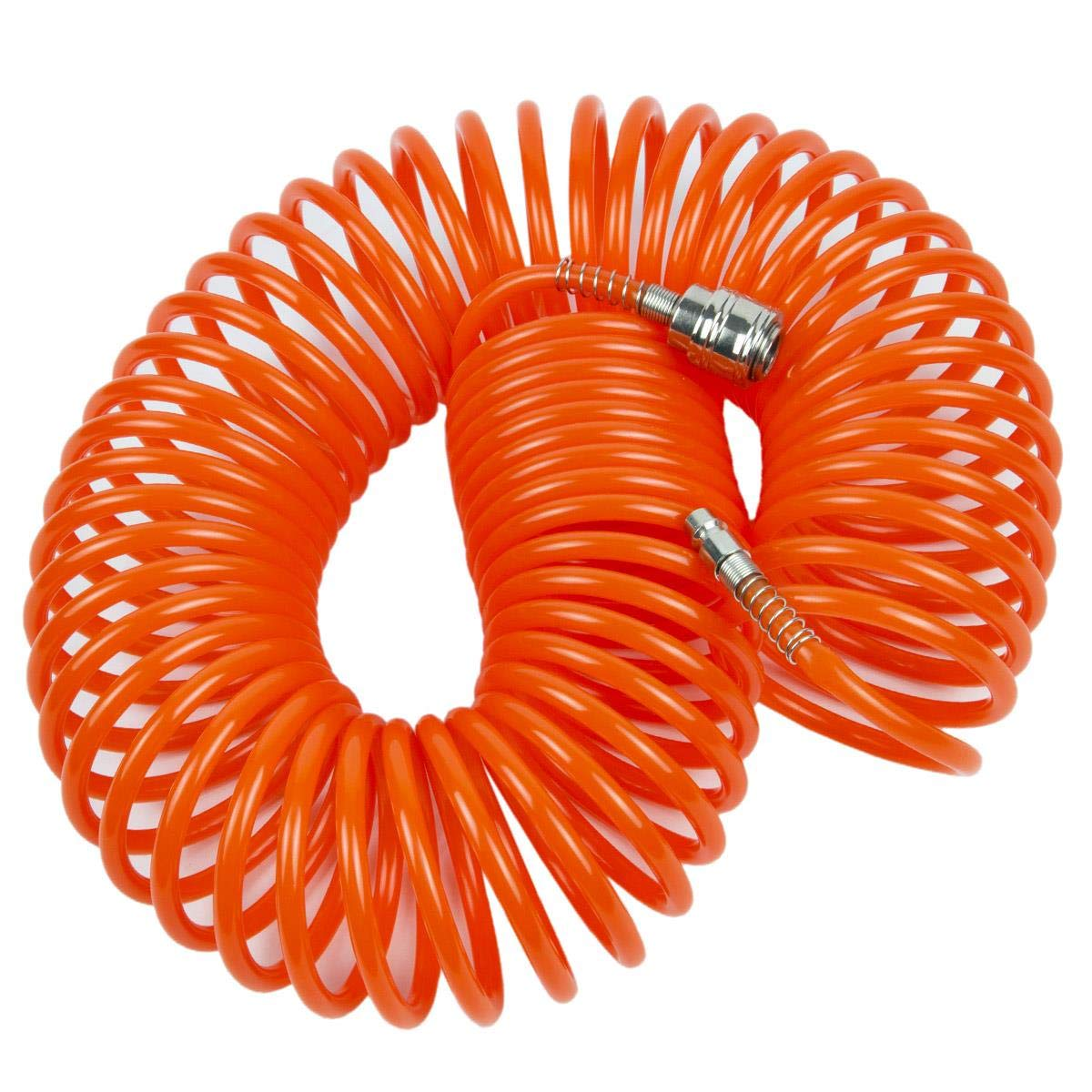 10 m PU Luftschlauch Druckluft Spiralschlauch Ø 5 x 8 mm Druckluftgeräte Kompressor Schlauch Lotex GmbH