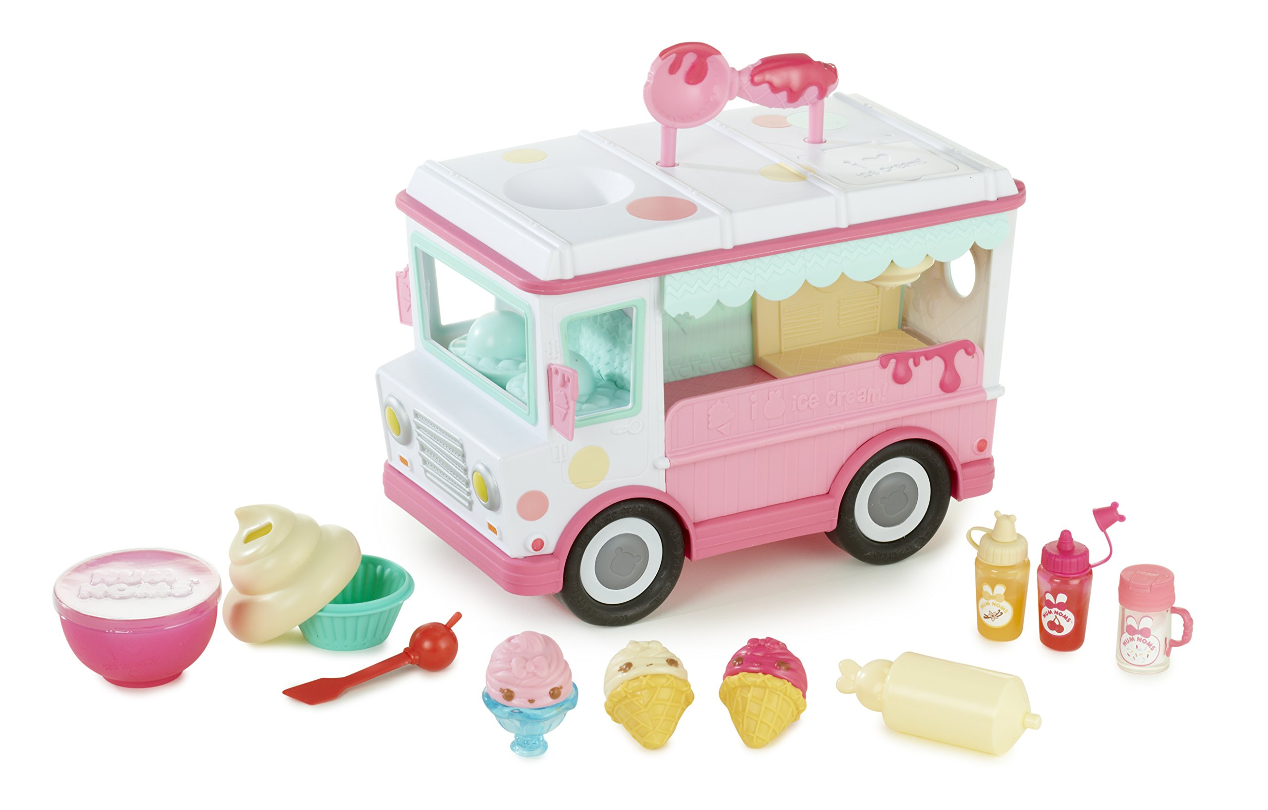 Num Noms Lipgloss Truck Craft Kit by Num Noms