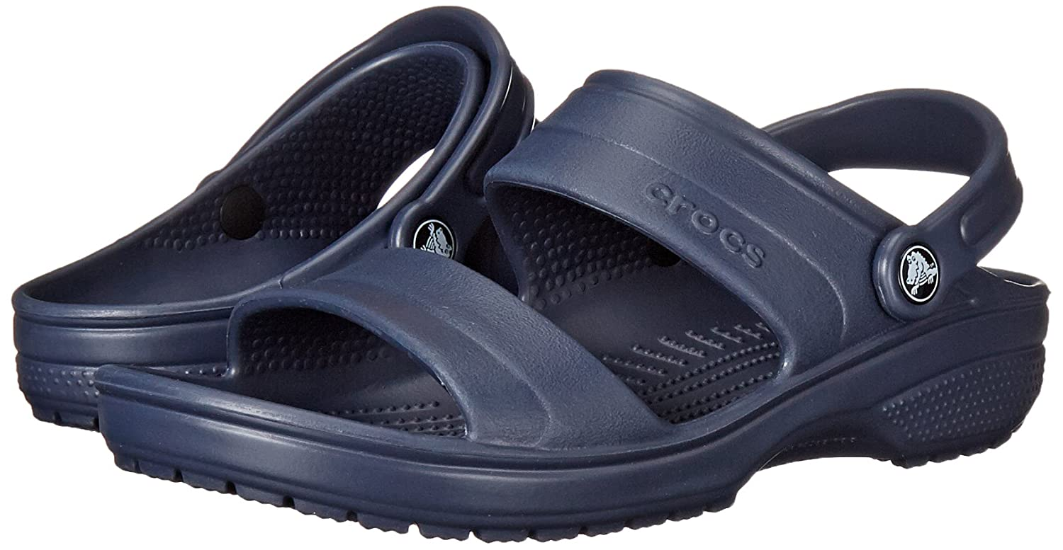 37041fddc54cb0 crocs Unisex Classic Sandal Rubber Sandals and Floaters  Buy Online at Low  Prices in India - Amazon.in