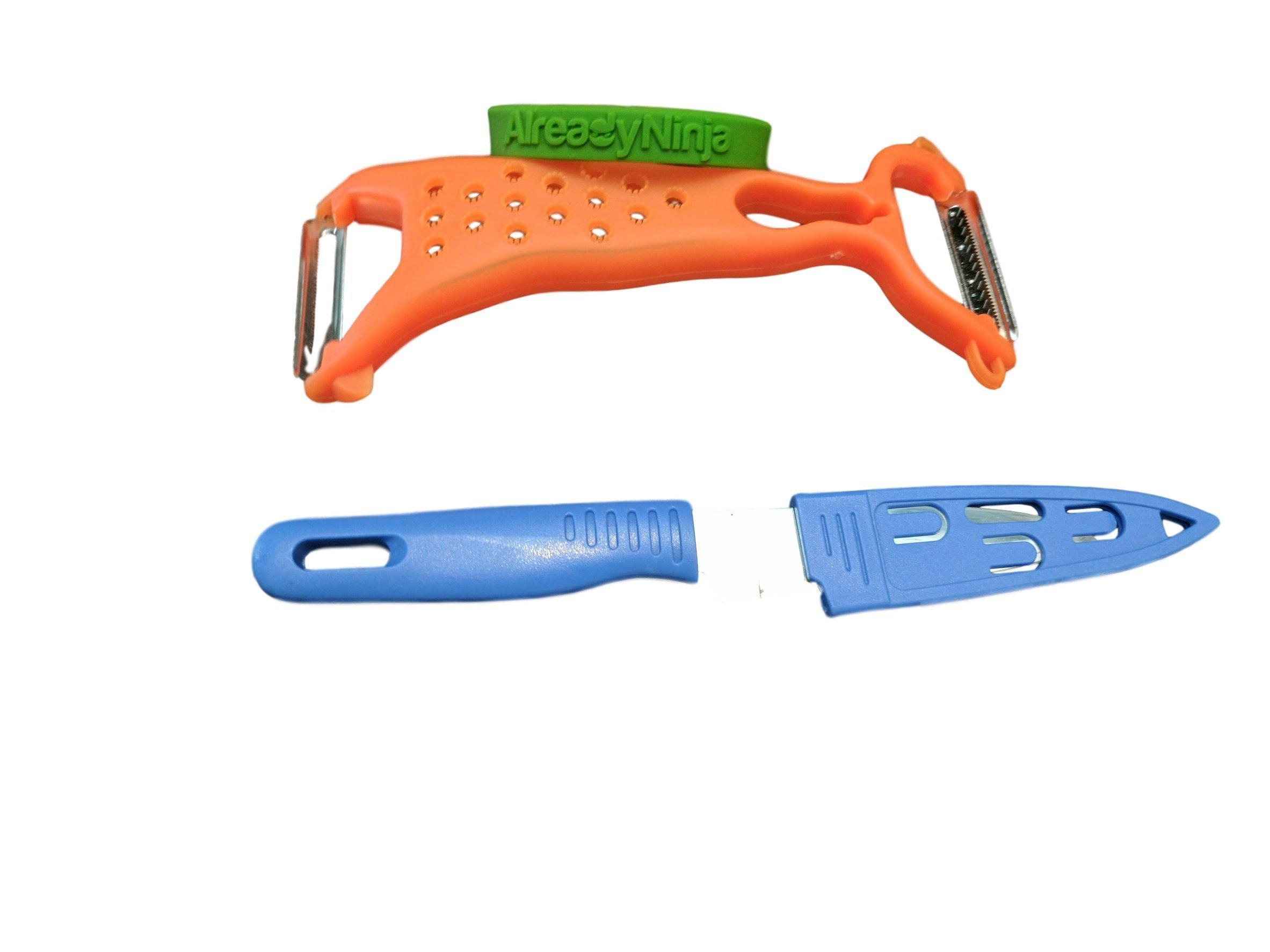 Already Ninja Kitchen Knife and Peeler Set by Already Ninja