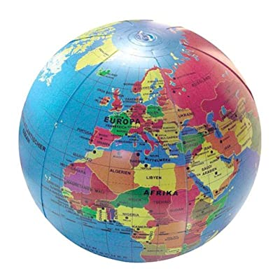Caly - Marseille Calybox 704112 – gonflable Globe 30 cm