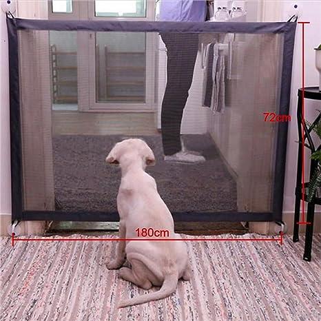 Cicony Magic Gate Protector de Seguridad para Perro, Malla ...