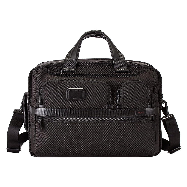 [ トゥミ ]TUMI ブリーフケース 3way スリーウェイブリーフ 026180D2 ブラック ビジネスバッグ [並行輸入品] B01MT45N8L