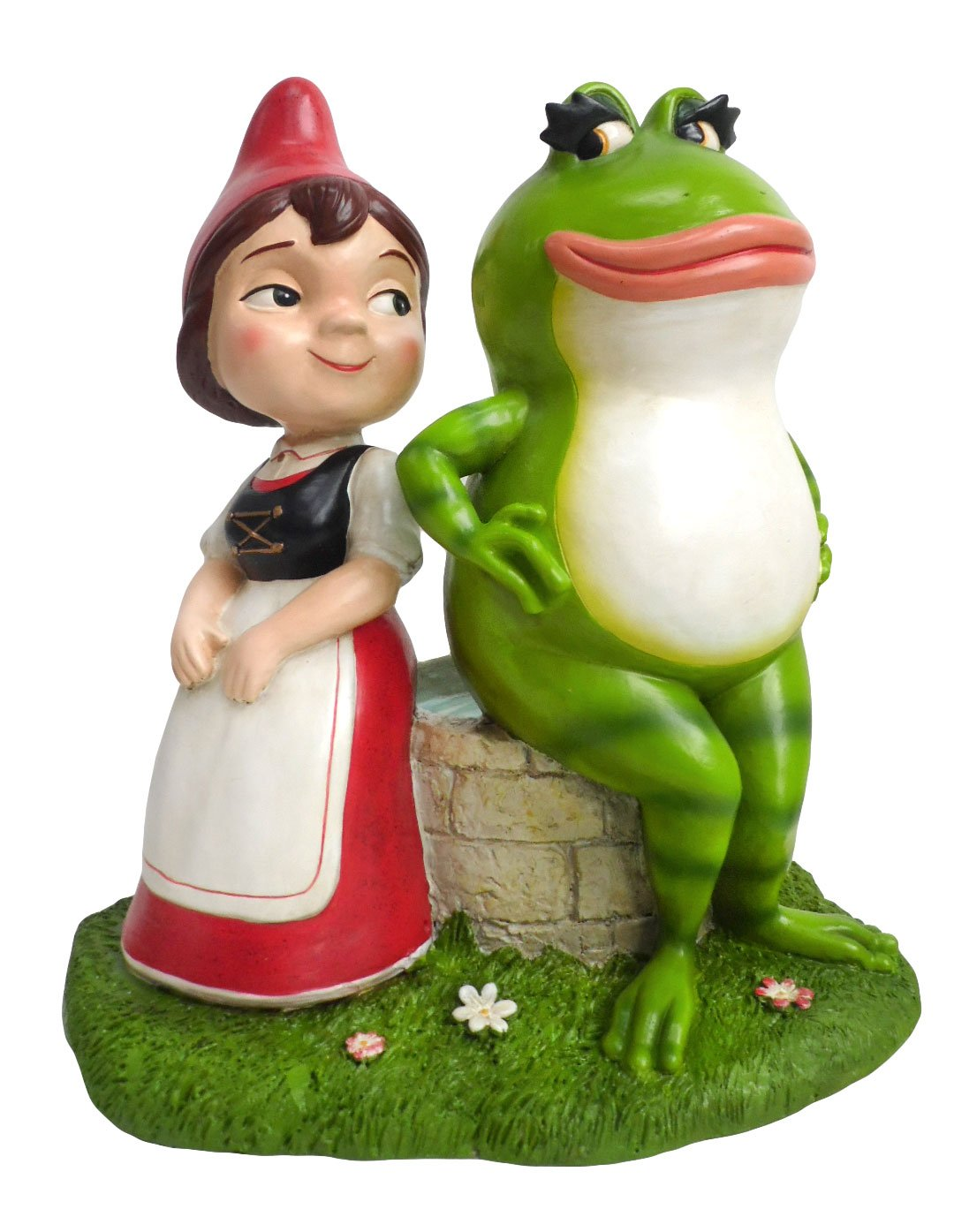Female Gnome: Female Garden Gnomes (Lady Garden Gnomes You Will Want To