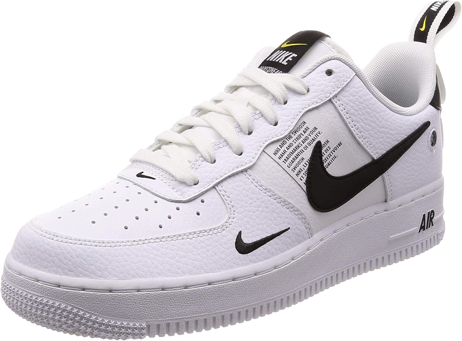 nike air force 1 07 nere