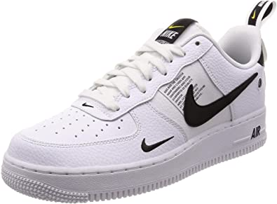 Amazon.com | Nike AIR Force 1 '07 LV8 Utility Mens Fashion ...