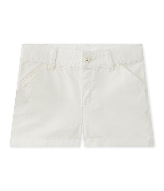 Petit Bateau Marlon, Pantaloncini Bimbo Bianco (Marshmallow) 2793888070