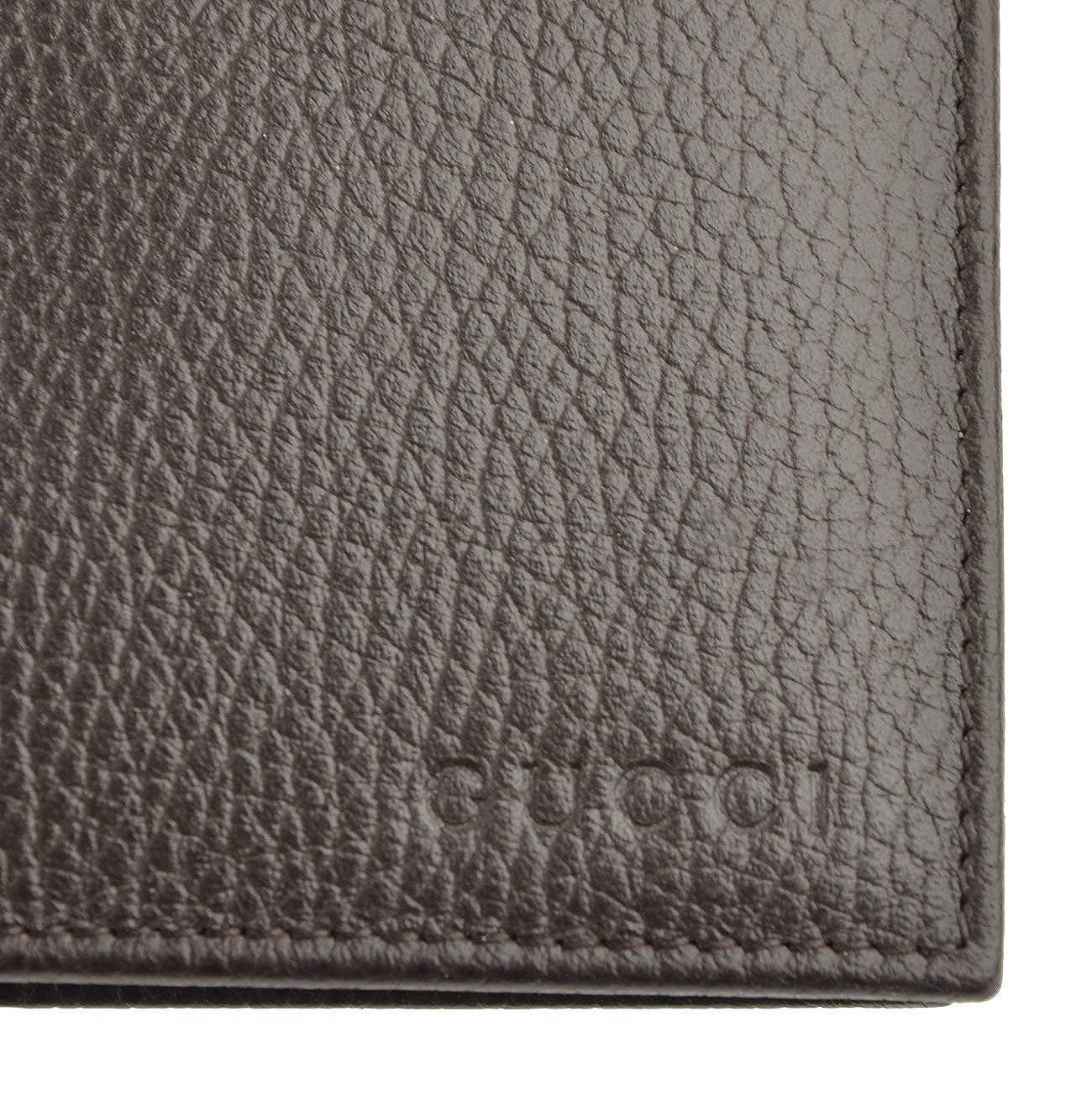 Amazon.com: Mens Gucci cartera 278596 Embossed Logo Marca De ...