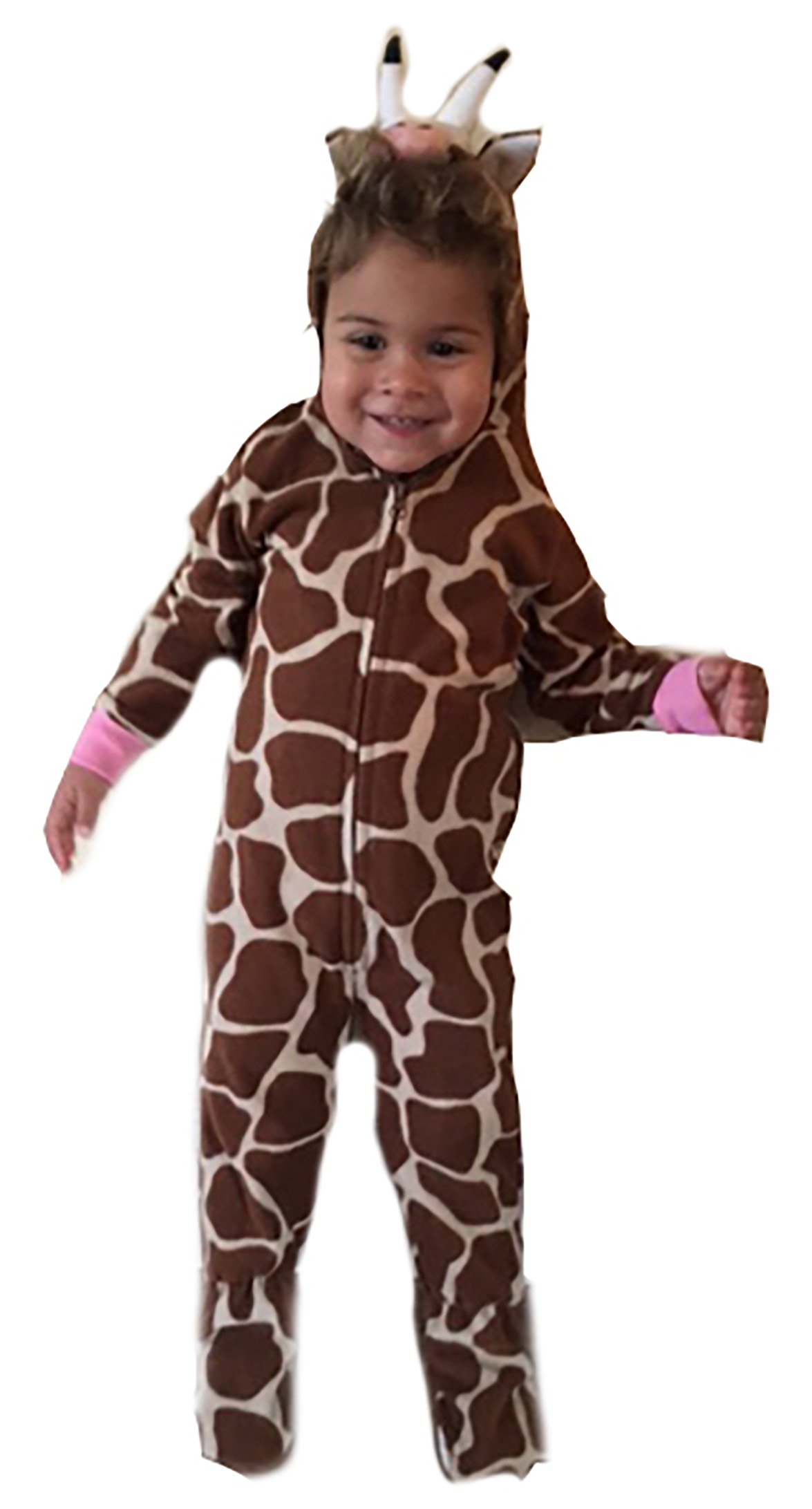 Just Love 6401-3T-Giraffe-New Jumpsuit For Kids/Pajamas by Just Love (Image #1)