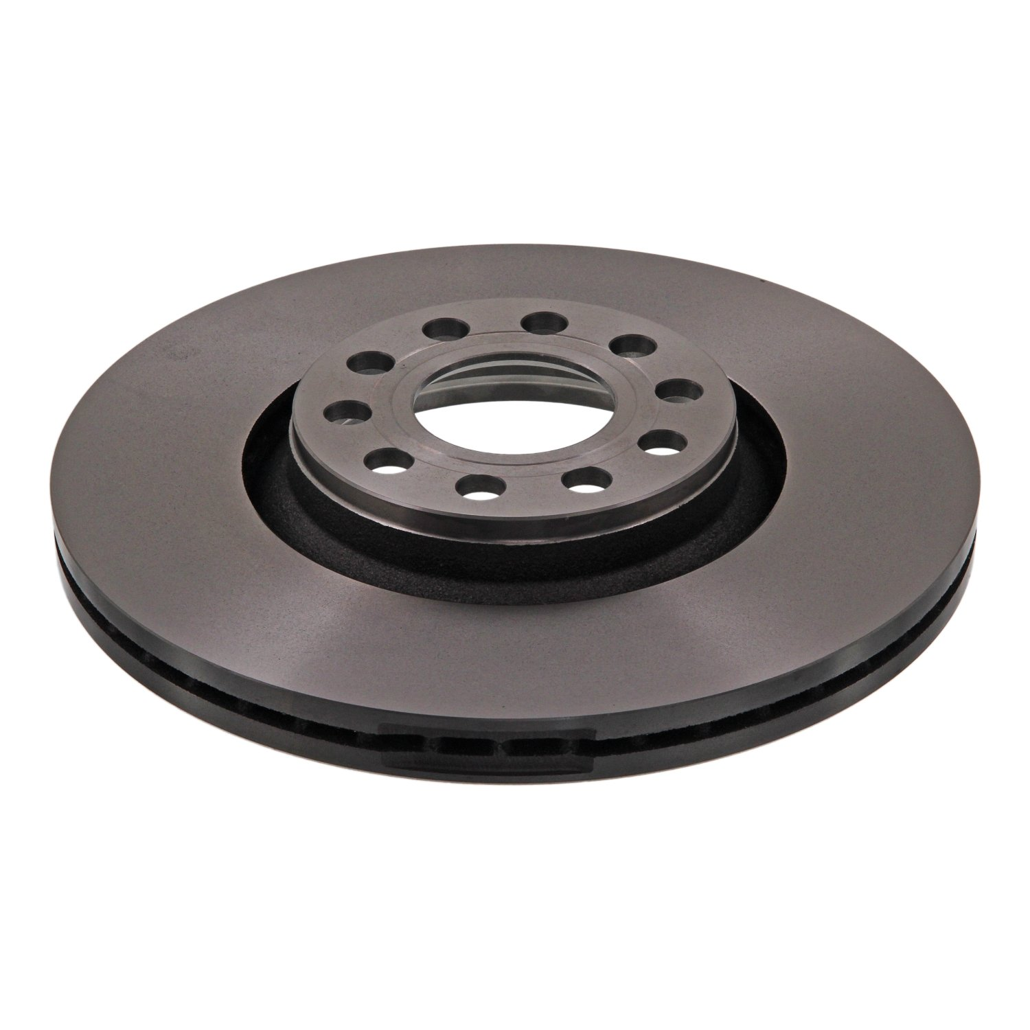 Mintex MDC1729 Rear Brake Discs x2 296mm Diameter Solid 10mm Thickness