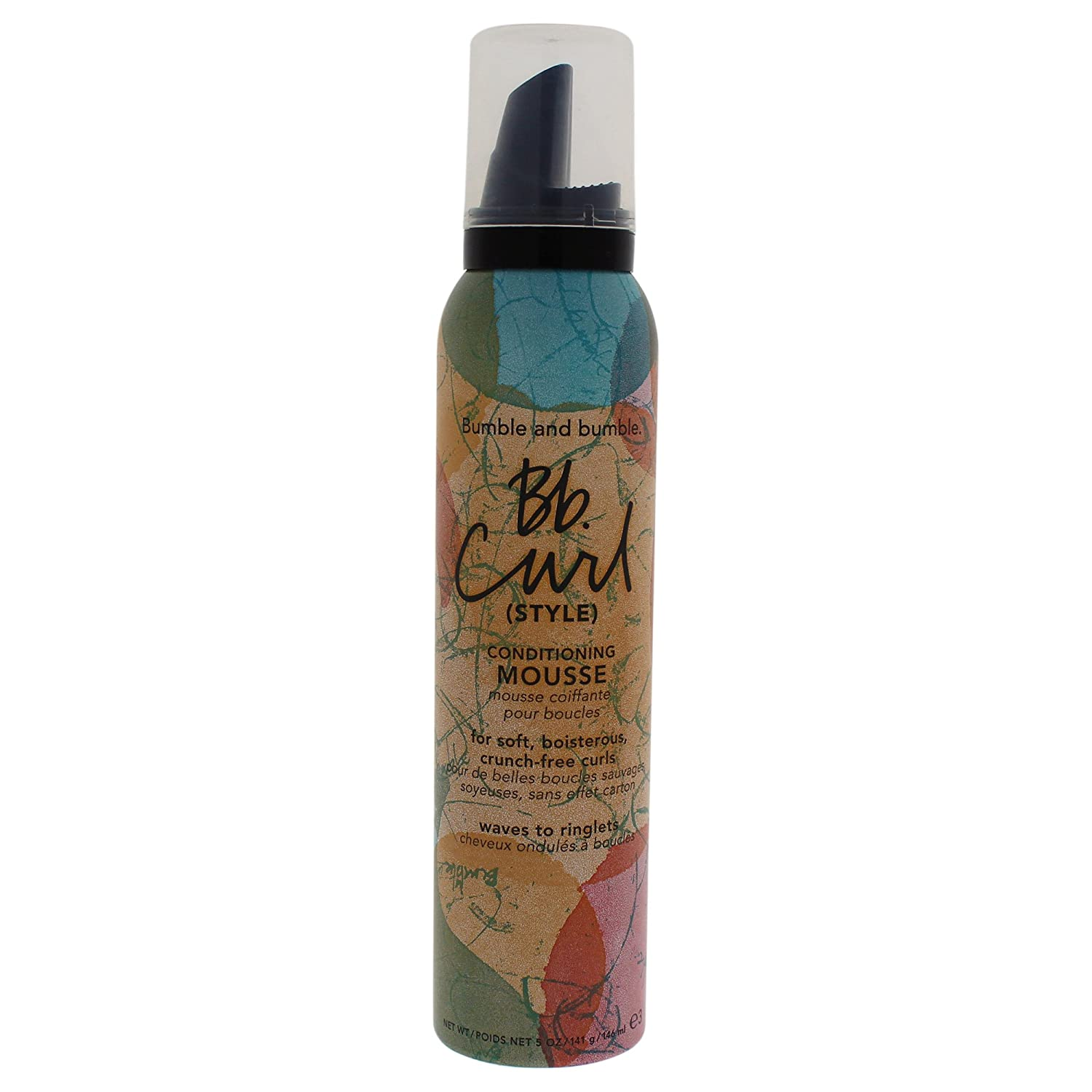 Bumble and Bumble Curl Style Conditioning Mousse 5 oz 685428019621