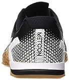 Nike Men's Metcon 4 Training Shoe Black/White/Gum