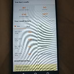 HOMTOM S9 Plus - 5.99 Pulgadas (18: 9) Tri-bezelless Android 7.0 ...