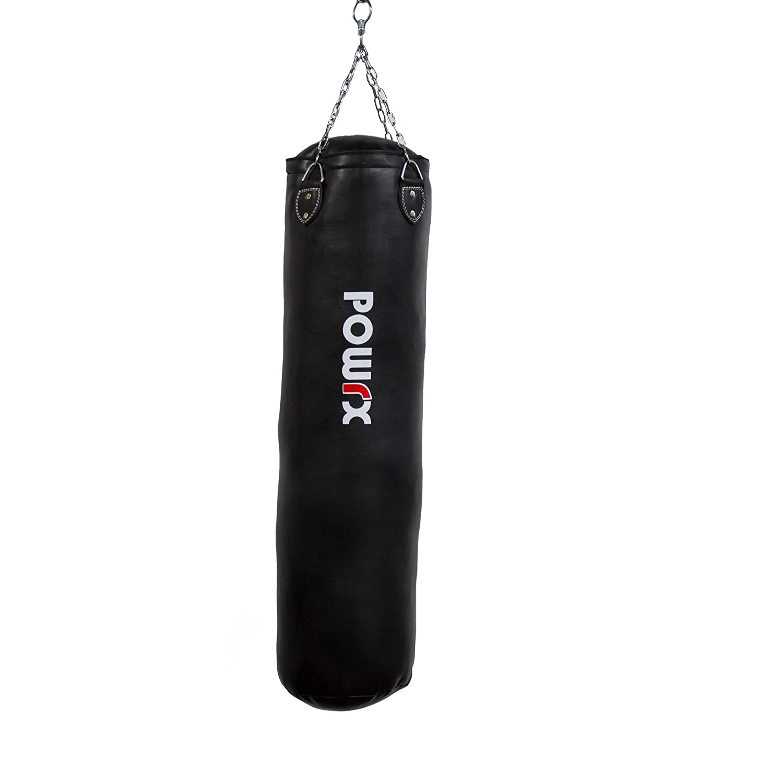 120 x 33 cm color negro Saco de boxeo Rewell by POWRX