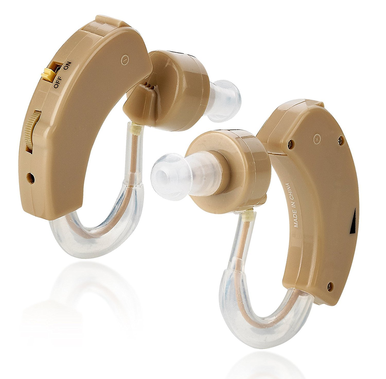Medca Bte Behind The Ear Sound Amplifier Super Mini Size Medical Hearing Aid Circuitry And Digital Enhancer With Noise