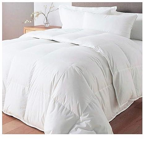 Edredon De Plumon.Cotton Art Edredon Nordico 98 Plumon De Oca Densidad 250 Gr M Cama De 105 180 Ancho X 220 Largo