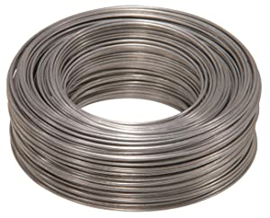 The Hillman Group 123106 Galvanized Steel Wire, 20 gauge