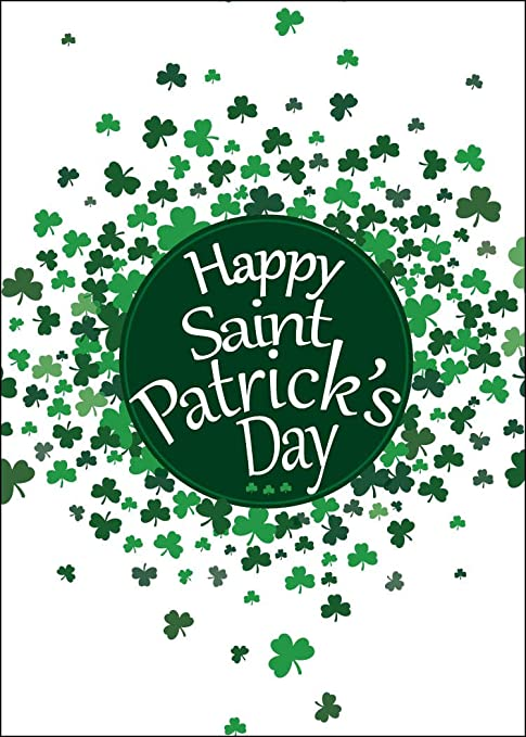cb35911b St. Patrick's Day Greeting Cards - Happy St. Patrick's Day - HSP100.  Greeting