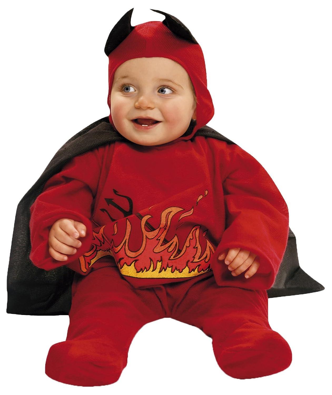 My Other Me Me-203263 Disfraz de diablillo con capa para niño ...