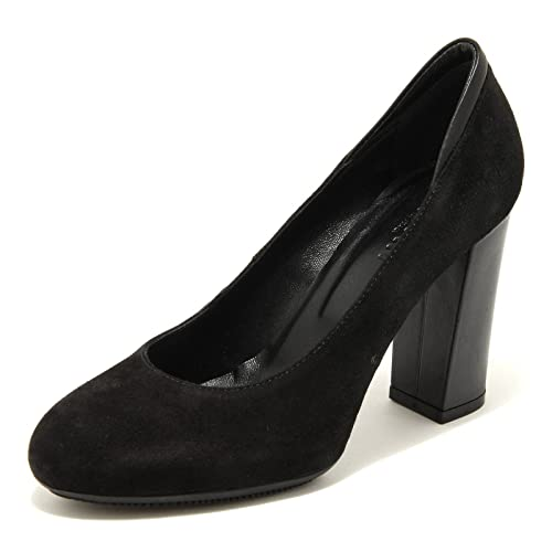 66997 decollete HOGAN H189 nero scarpa donna shoes women