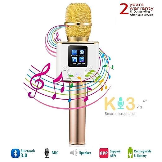 14 opinioni per Smart Microphone, YFeel Wireless Mobile phone microphone Professional XRL