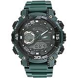 Sonata Analog-Digital Black Dial Men's Watch-77070PP06