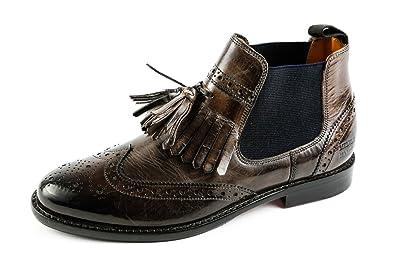 f306816c3f6dfd Melvin   Hamilton Damen Selina 5 Chelsea Boots Loafer Grau Gr. 37 ...