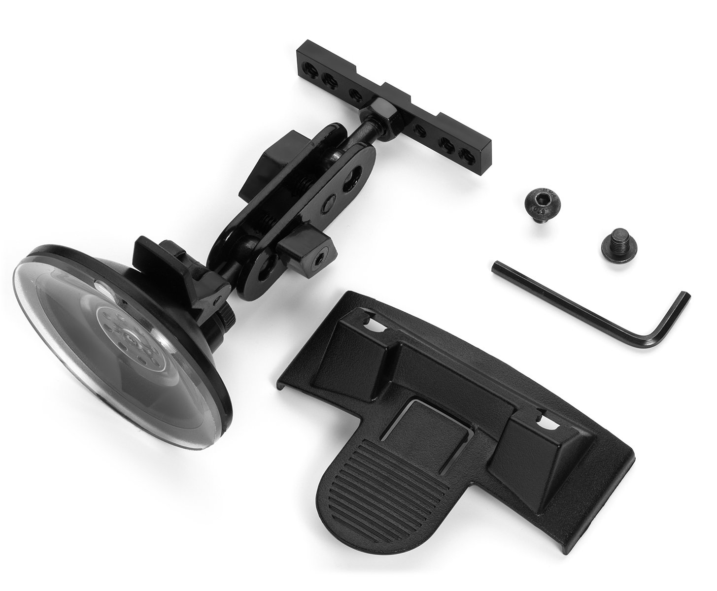Valentine V1 Radar Detector PerformancePackage 661799377645 Radar Mount Suction Mount Radar Detector Bracket
