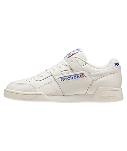 Reebok Classic Herren Sneakers Workout Plus Vintage Weiss