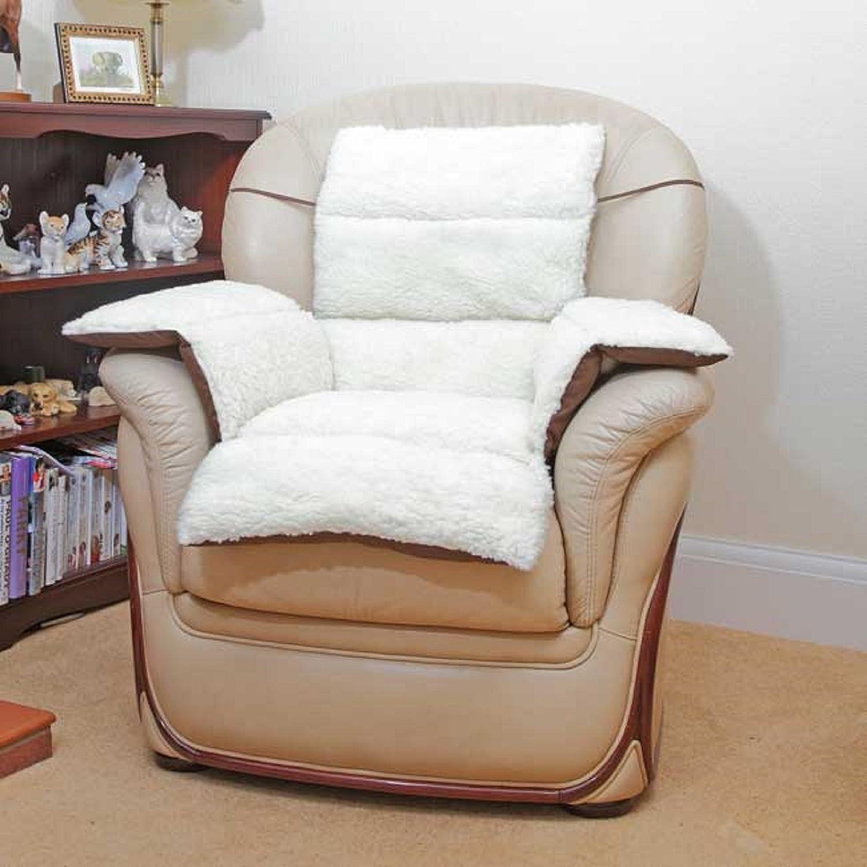Cojín de rueda para silla de lujo y fácil de limpiar, cómodo ...