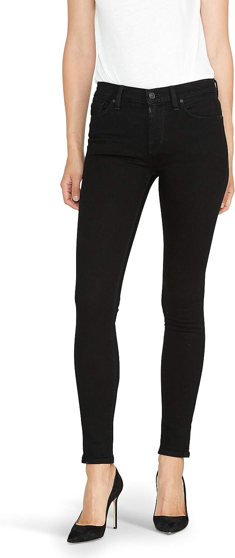 HUDSON Women's Nico Mid Rise Super Skinny Jean