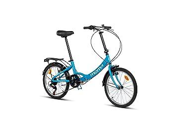 Bici plegable moma first class precio